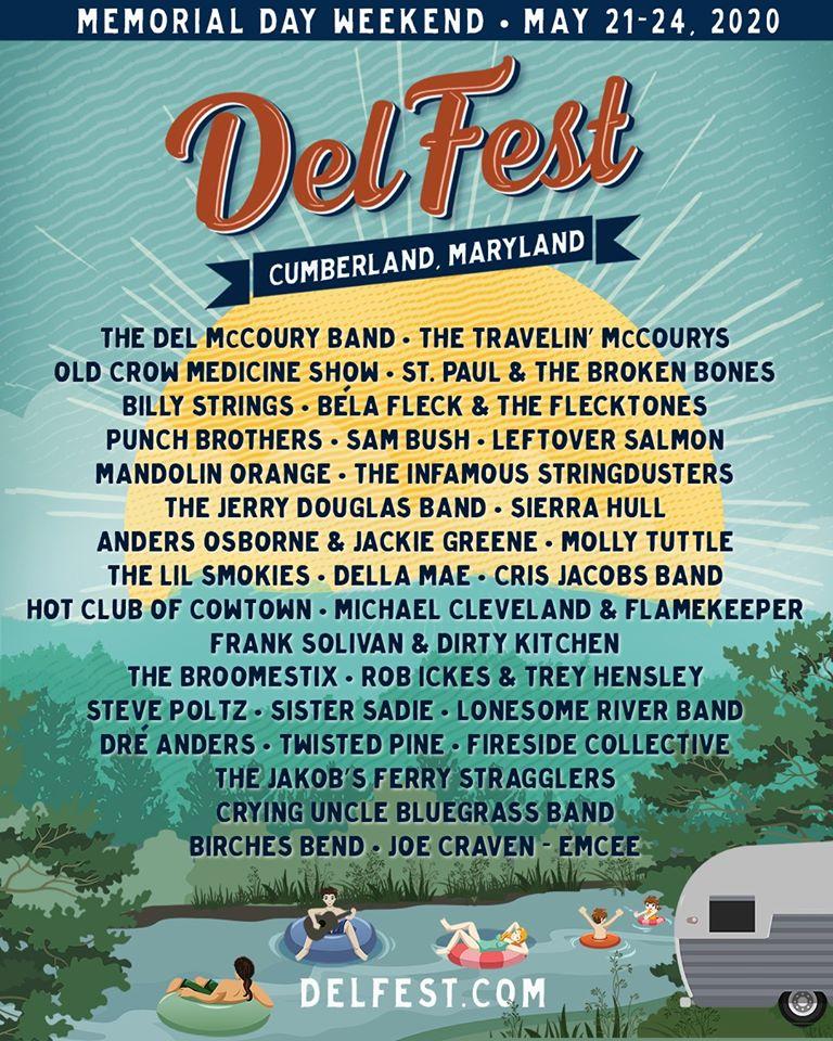 Delfest Leeway S Home Grown Music Network