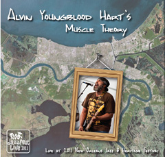 Alvin Youngblood Hart S Muscle Theory Live At Jazz Fest