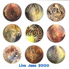 Dr Didg Live Jams 2000 Cd Leeway S Home Grown Music