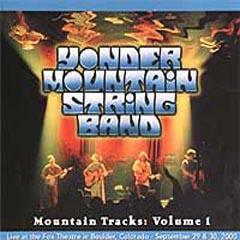 Yonder Mountain String Band Mountain Tracks Vol 1 Cd