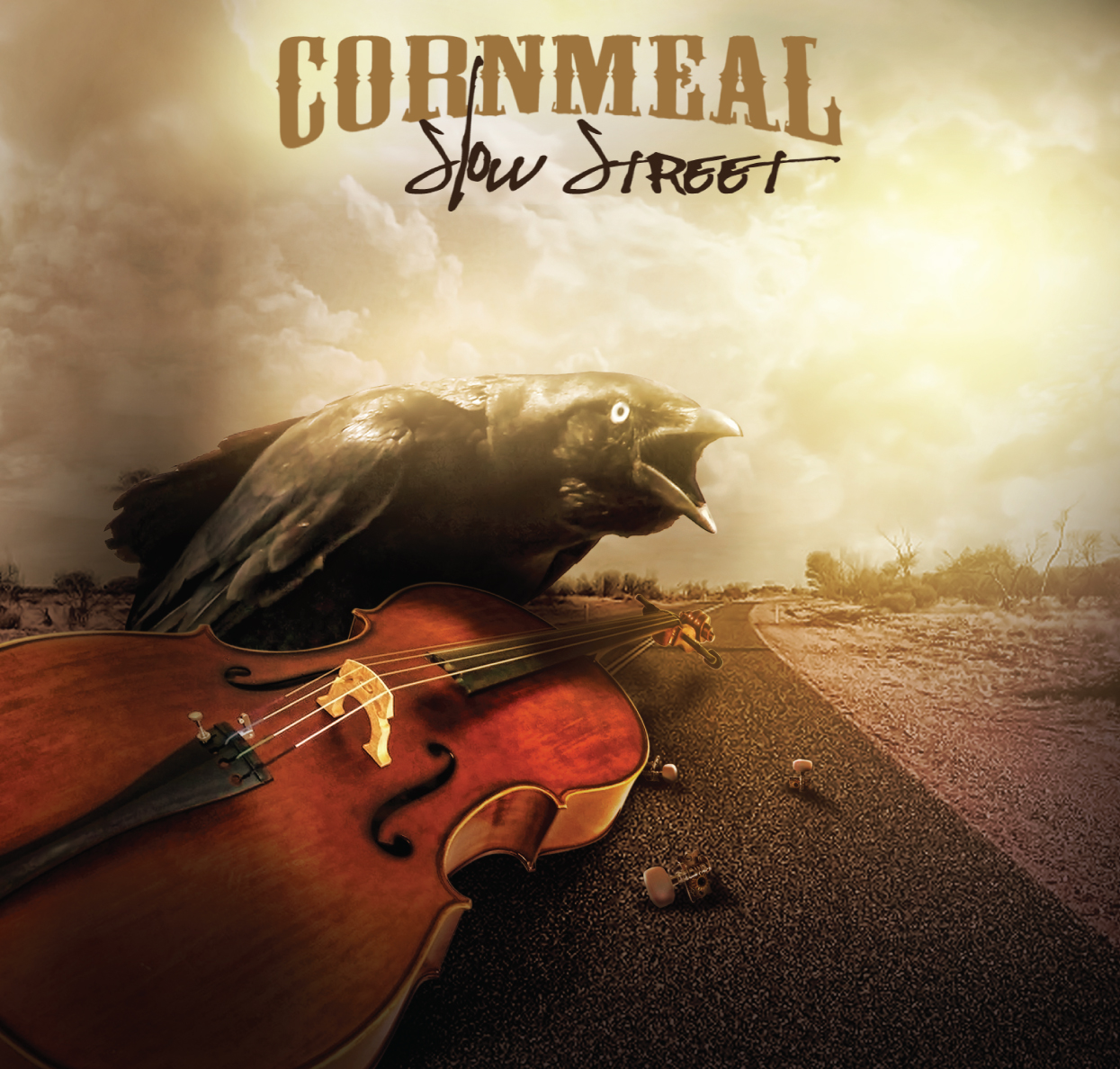 Cornmeal - Slow Street CD