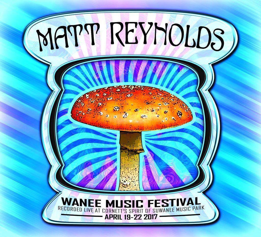 Matt Reynolds Live At Wanee Music Festival 2017 Leeway