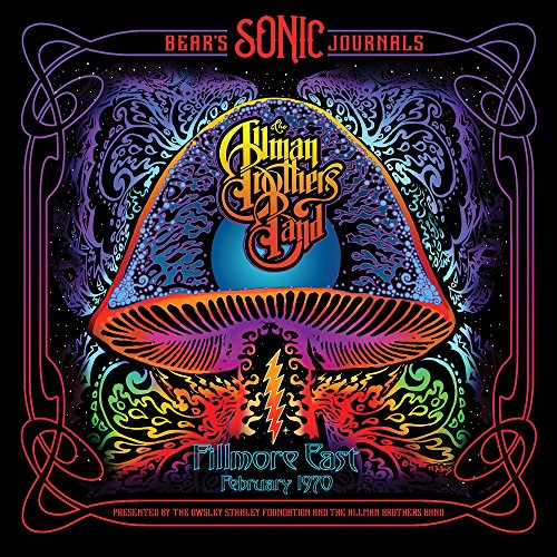 Allman Brothers Band Bear S Sonic Journals Fillmore
