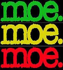 Moe 3 Logo Sticker Set Leeway S Home Grown Music Network