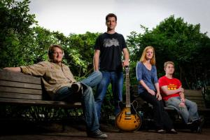 HGMN Welcomes the Blue James Band