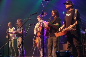 Greensky Bluegrass with Cris Jacobs