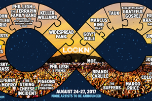 LOCKN' Announces Initial 2016 Lineup
