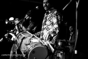 Red Baraat – Grey Eagle March 1st, 2013