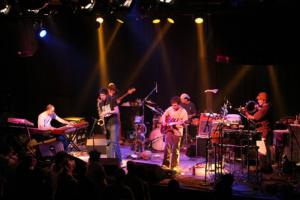 "The Motet Announces ""New Year's Eve in Funklandia"" at the Crystal Ballroom in Portland, Oregon"