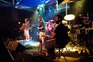 Ultraviolet Hippopotamus at Southland Ballroom, Raleigh NC - July 10, 2014