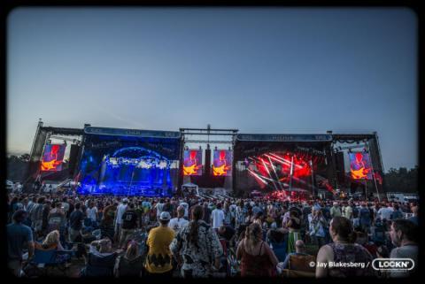 Lockn' Music Festival 2014