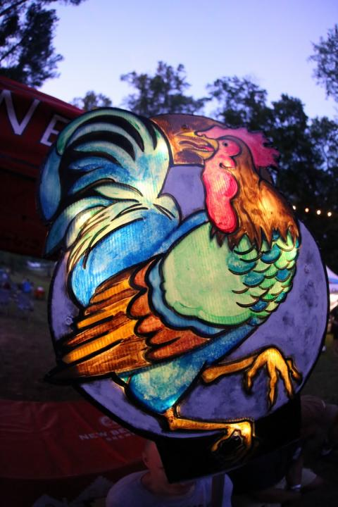 Rooster Walk 11
