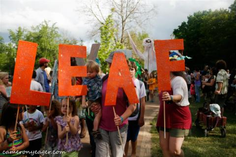 Lake Eden Arts Festival (LEAF) 2013