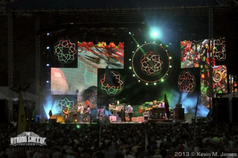 Suwannee Hulaween 2013 - Photos and Review