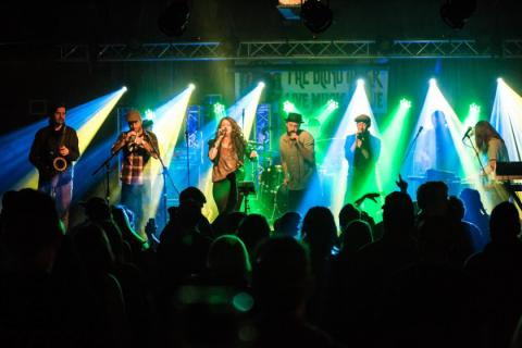 The Motet and Fat Cheek Kat in Greensboro