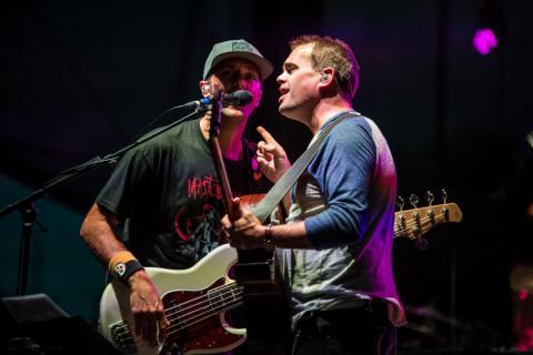 Umphrey's McGee at Red Hat Ampitheater