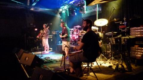 Ultraviolet Hippopotamus at Southland Ballroom, Raleigh NC - July 10, 2014