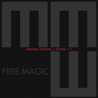 Medeski, Martin, & Wood - Free Magic CD