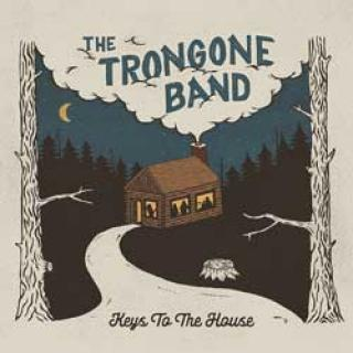 The Trongone Band - Keys to the House CD