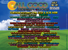All Good 2013 adds bands and mini-documentary