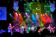 Railroad Earth - New Years Eve - Asheville, NC