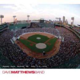 Dave Matthews Band - Fenway Park, Boston, MA, July 7-8, 2006 (4 CDs)