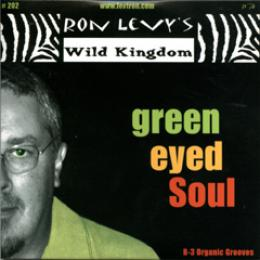 Ron Levy's Wild Kingdom - Green Eyed Soul CD