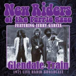 New Riders of the Purple Sage - Glendale Train CD