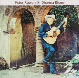 Peter Rowan - Dharma Blues CD
