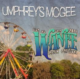 Umphrey's McGee - Live at 2014 Wanee Music Festival (2 CDs)