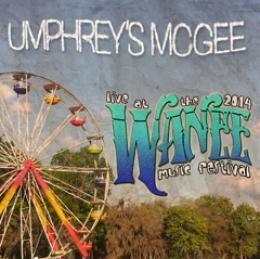 Umphrey S Mcgee Live At 2014 Wanee Music Festival 2 Cds