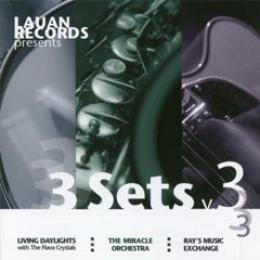 Three Sets Vol. 3 CD