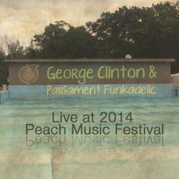 George Clinton Parliament Funkadelic Mothership