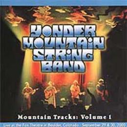 Yonder Mountain String Band Mountain Tracks Vol 4 Cd