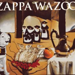 Frank Zappa Puttin On The Ritz Classic Frank Zappa Nyc