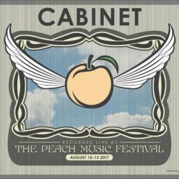 Cabinet Live At Peach Music Festival 2016 2cd Leeway