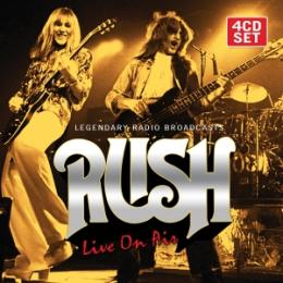 Rush Ohio 1975 Radio Broadcast The Agora Ballroom 04 07