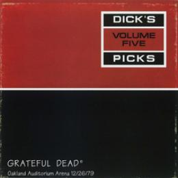 Grateful Dead - Dick's Picks Vol 5 - 12/26/79 Oakland Auditorium (5 LPs)
