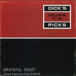 Grateful Dead - Dick's Picks Vol 5 - 12/26/79 Oakland Auditorium (5 LPs)
