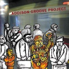 Addison Groove Project Allophone Cd Leeway S Home