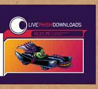 foto de Phish 10/21/95 Lincoln NE (3 CDs) Leeway's Home Grown
