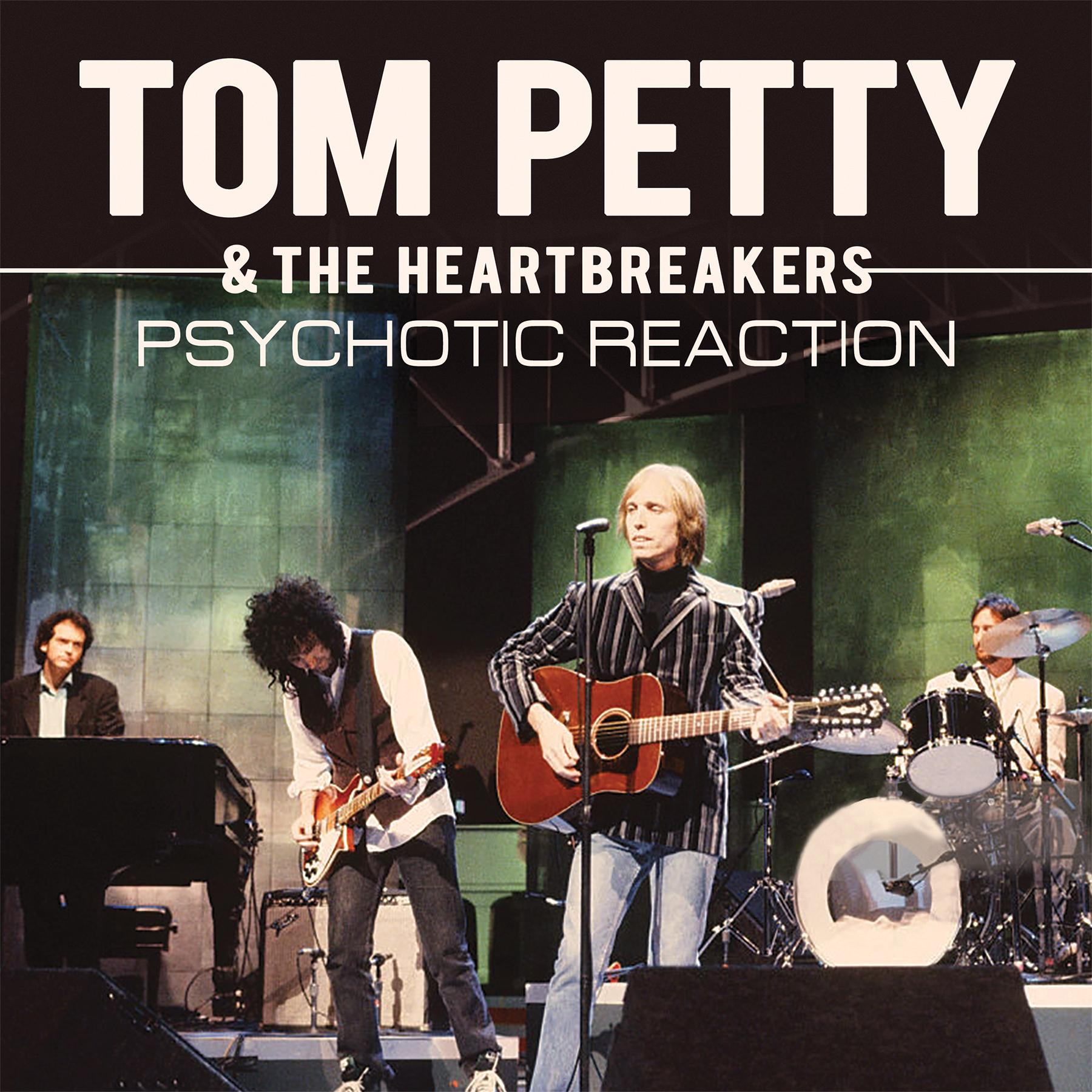 tom petty the heartbreakers psychotic reaction classic 1991 broadcast cd leeway 39 s home. Black Bedroom Furniture Sets. Home Design Ideas