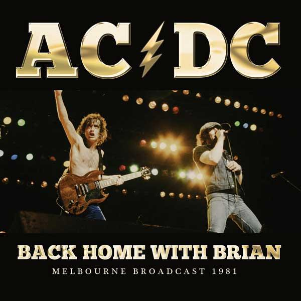 AC/DC - Back Home with Brian CD | Leeway's Home Grown ...