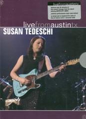 Susan Tedeschi Live From Austin Tx Dvd Leeway S Home