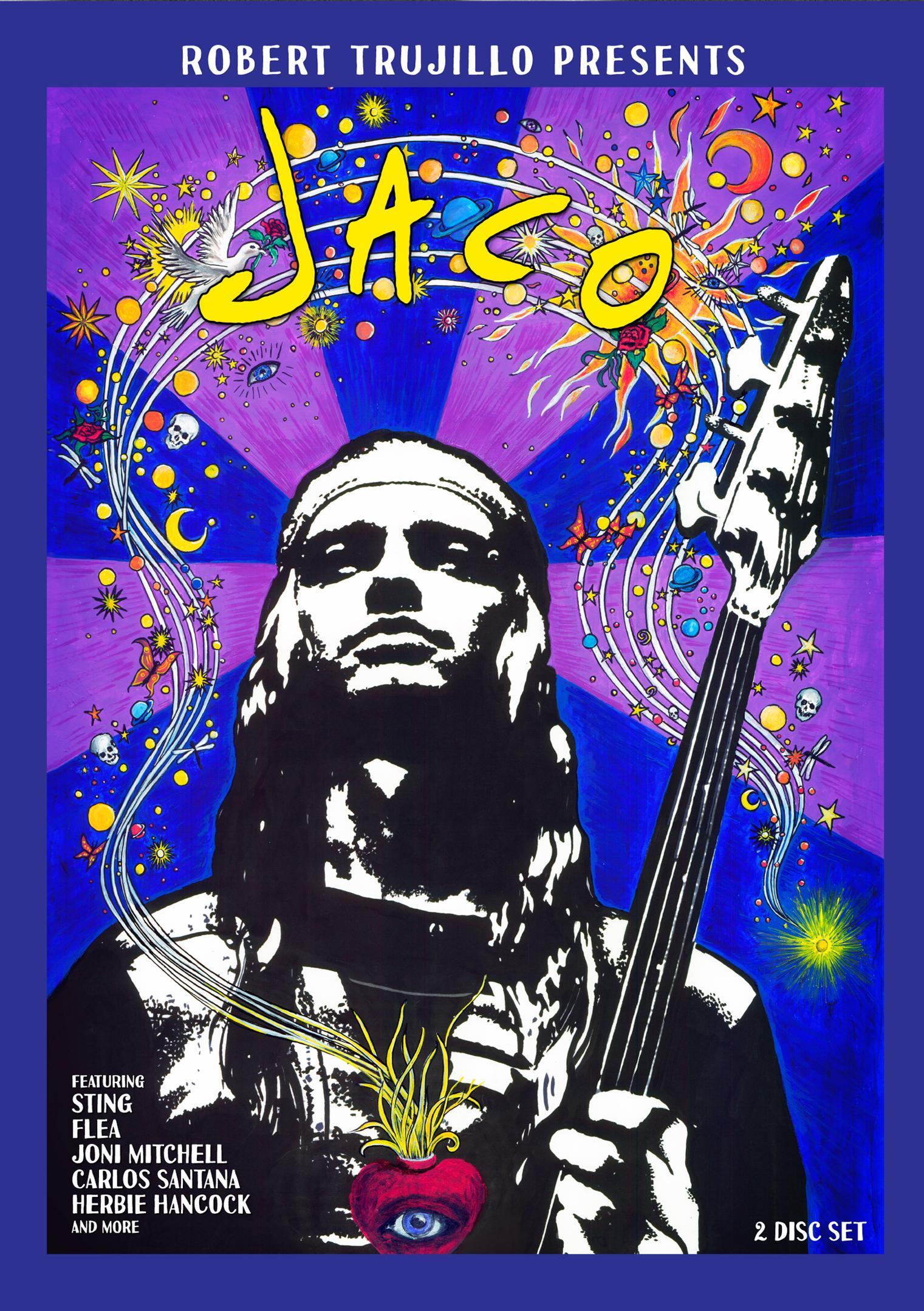 Jaco pastorius jaco dvd leeways home grown music network jaco pastorius jaco dvd stopboris Choice Image