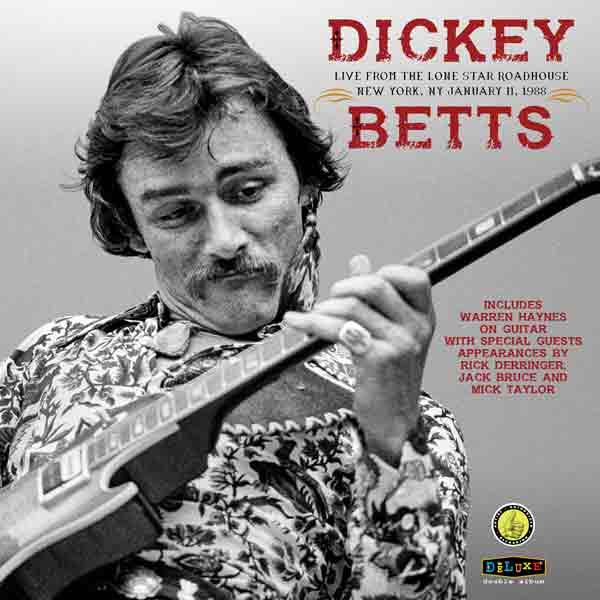 Image result for Dickey Betts – Lone Star Roadhouse